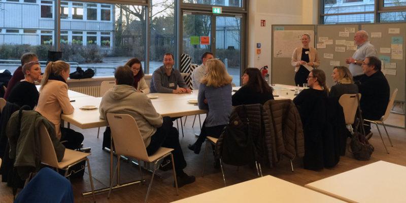 In Drei Arbeitsgruppen Wurden Auf Dem Ideenworkshop Die Vielfältigen Ideen Von Allen Teilnehmerinnen Und Teilnehmern Vorgestellt Und Gesammelt.