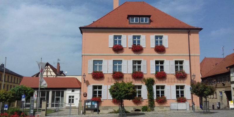 Ein Gebäude Der Hofheimer Allianz.