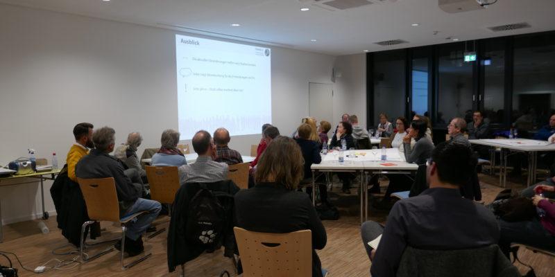 Kurze Präsentation über Die Inhalte Des Forschungsprojekts