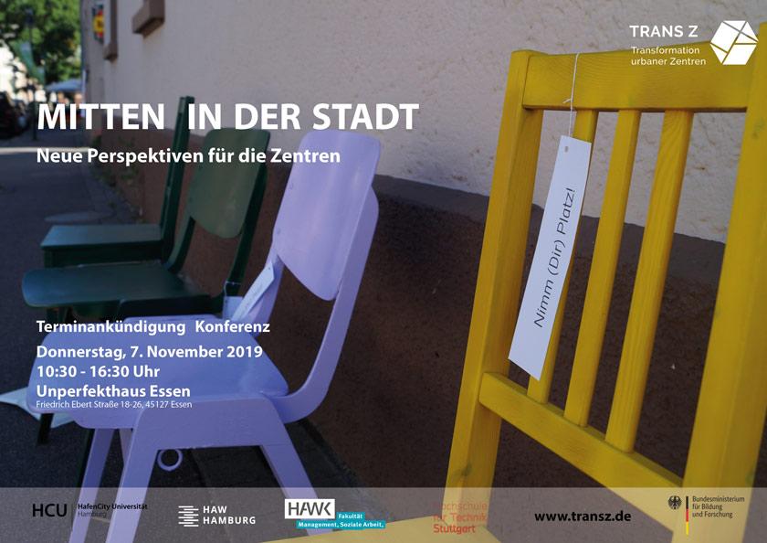 TransZ Konferenz Flyer Web