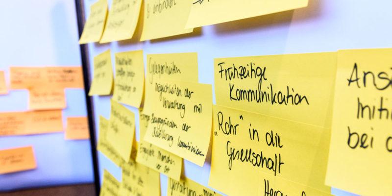 Viel Raum Für Ideen, Anregungen Und Kommentare.